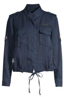 Rails Grant Army Patch Jacket
