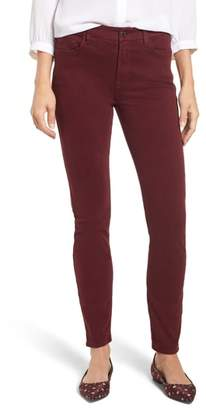 Jen7 Colored Stretch Denim Skinny Jeans