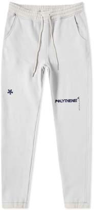Polythene Optics Rib Cuff Sweat Pant