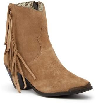 Dan Post Boot Company Gigi Fringe Cowboy Boot
