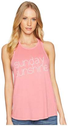 Billabong Sunday Sunshine Tank Top Women's Sleeveless