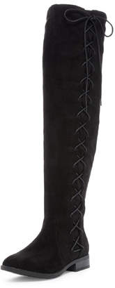 Restricted Over The Knee Boots