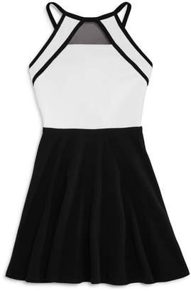 Sally Miller Girls' Color-Block Chelsea Dress