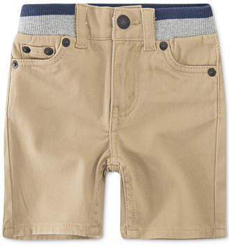 Levi's Baby Boys Slim-Fit Pull-On Shorts
