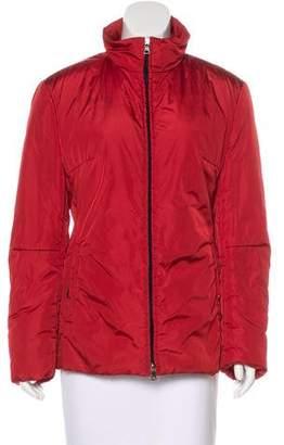 Prada Short Puffer Coat