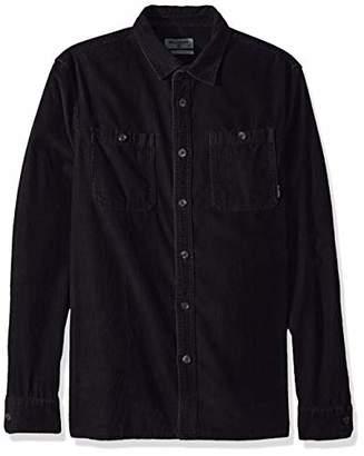 Billabong Men's Wave Washed Cord Shirt