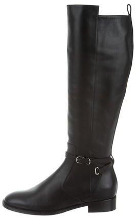 Balenciaga Balenciaga Leather Riding Boots w/ Tags