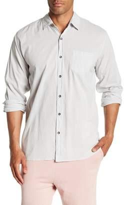 Velvet by Graham & Spencer Front Button Long Sleeve Classic Fit Shirt