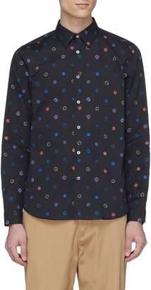 Paul Smith Polka dot print shirt