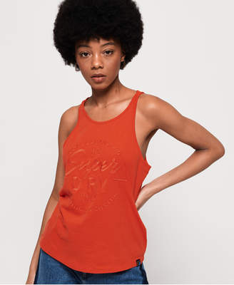 Superdry Theia Graphic Vest Top