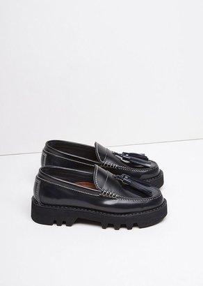 Sofie d'Hoore Fenton Tassle Loafer $580 thestylecure.com