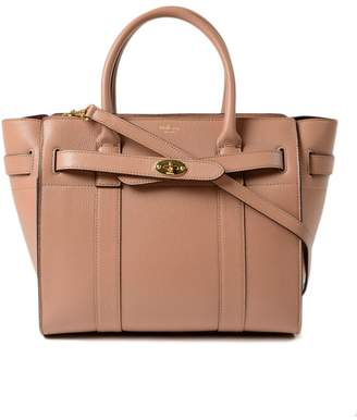84e6e5722c at Italist · Mulberry Bayswater Zipped Bag