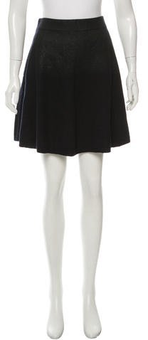 3.1 Phillip Lim 3.1 Phillip Lim Wool Knee-Length Skirt