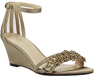 J. Renee Ankle Strap Sandals - Mariabella