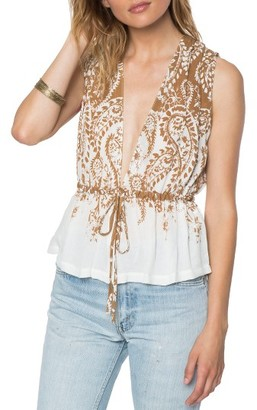 Women's O'Neill Pattie Tank $46 thestylecure.com