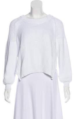 Rag & Bone High-Low Knit Sweater
