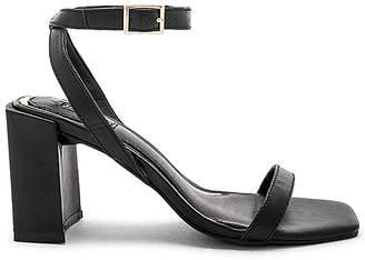 Jaggar Squared Block Heel