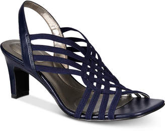 Bandolino Ole Strappy Sandals Women's Shoes