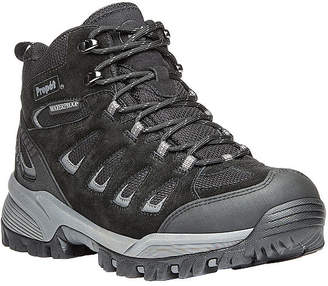 Propet Mens Ridgewalker Hiking Boots Waterproof Flat Heel Lace-up