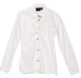 The Kooples Skull Button-Up Shirt