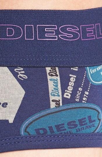 Diesel 'Blade' Print Briefs
