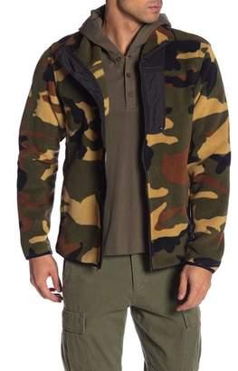 Herschel Zip-Up Fleece Jacket