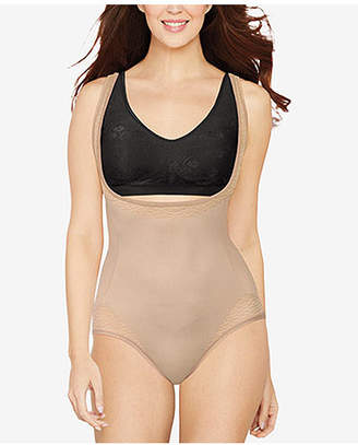 Bali Comfort Revolution Seamless Wear Your Own Bra Body Shaper DF0046