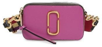 Marc Jacobs Snapshot Crossbody Bag - Purple