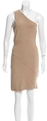 Neil Barrett Ribbed Mini Dress w/ Tags