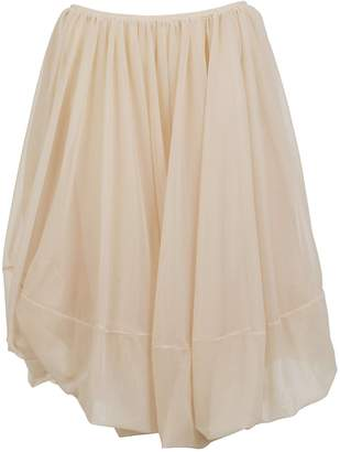 Jil Sander Puffball Skirt