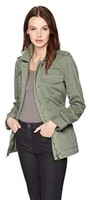 Lucky Brand Women's Girlfriend Utility Jacket