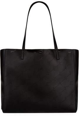 Stella McCartney Perforated Monogram Tote Bag