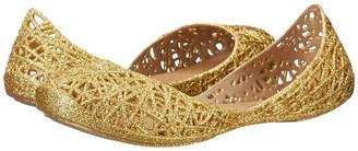 Mini Melissa Mel Campana Zigzag Girl's Shoes