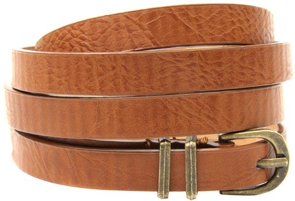 ASOS Metal Keeper Super Skinny Waist Belt