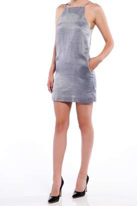 Charlie May Silver Cami Dress