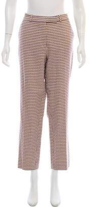 Etro High-Rise Capri Trouser w/ Tags