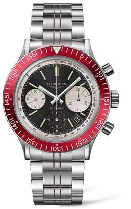 Longines Heritage Diver 1967 Automatic Chronograph Bracelet Watch, 42mm