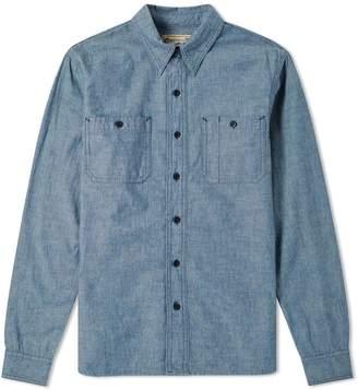 Polo Ralph Lauren 2 Pocket Chambray Work Shirt
