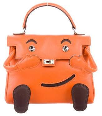 Hermes Quelle Idole Kelly Doll Bag