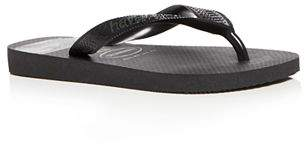 Havaianas Unisex Stripe Top Flip-Flops - Big Kid