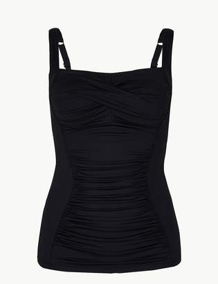 Marks and Spencer Secret Slimming Non-Wired Tankini Top
