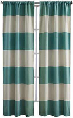 Asstd National Brand Richloom Dean 2-Pack Rod-Pocket Curtain Panels