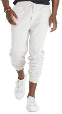Polo Ralph Lauren Cotton-Blend-Fleece Heathered Jogger Pants