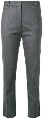 Joseph cropped slim-fit trousers