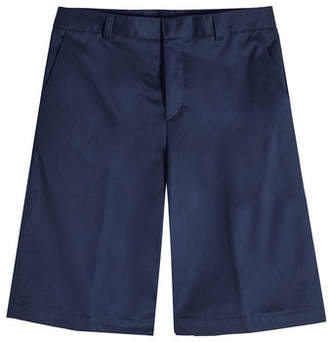 Kenzo Tailored Cotton Shorts