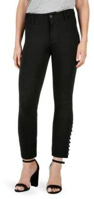 Paige Exclusive Luxe Ponte Straight Jeans