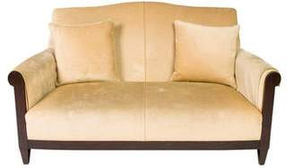 Donghia Upholstered Loveseat