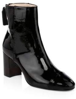 Stuart Weitzman Classic Patent Leather Boots