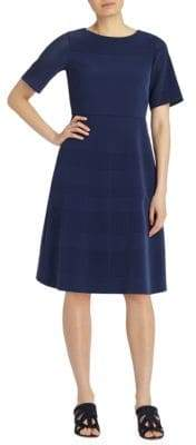 Lafayette 148 New York Tamera A-Line Dress