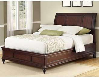 Lafayette Home Styles King Sleigh Bed, Rich Cherry